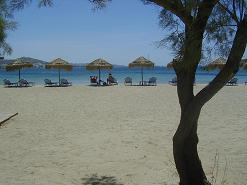 Paros, Parikia, Livadia Beach