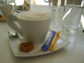 Paros, Naoussa, Konstanza Restaurant cafe