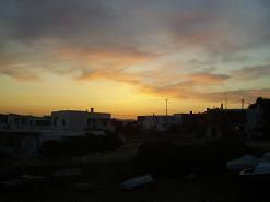 Paros, Sunset from Ikia Studios