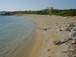 Makria Myti Beaches Paros