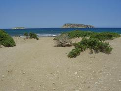 Laggeri Beach Paros