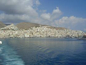 Syros Greece, Syros Griekenland