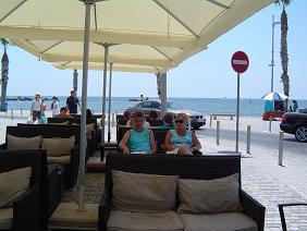 Restaurant Paphos, Cyprus
