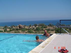 Villa Peri Petra in Polis, Cyprus