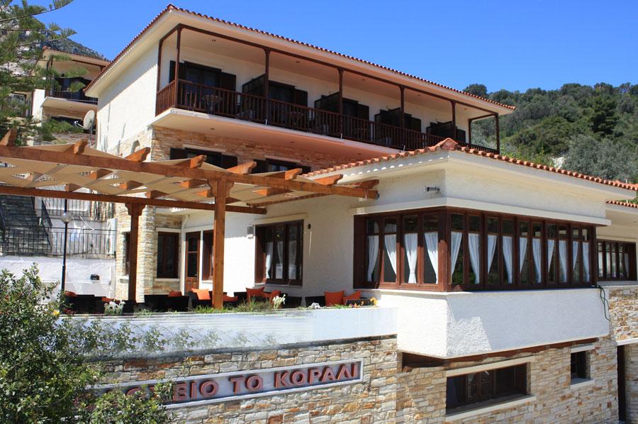 Ilios Studios in Evia