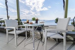 Hotel Delfini in Nea Styra, Evia