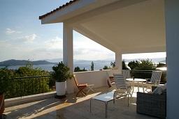 Villa Belle Vue in Nea Styra, Evia