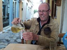 Cava D'Oro taverna in Karystos Evia
