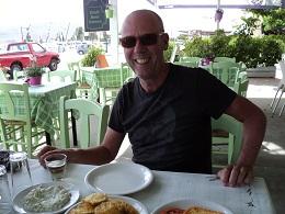 O Kioykis taverna in Karystos Evia