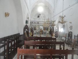 Folegandros Chora Panagia Church