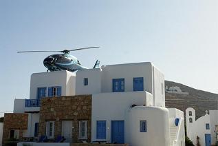 Folegandros, Chora Resort Hotel & Spa
