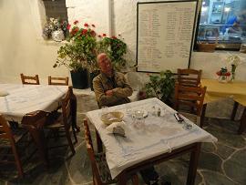 Folegandros, Chora, Kritikos Taverna