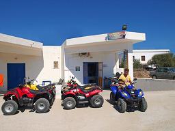 Rent a Moto Folegandros