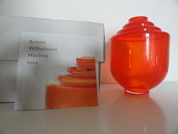 Ariane oranjevaasje van Meydam 2007