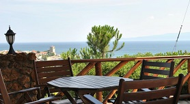 Pension Irini in Ouranoupoli, Halkidiki
