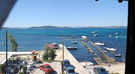 Pension Antonakis in Ouranoupoli, Halkidiki
