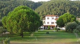 Fillis House in Vourvourou, Halkidiki