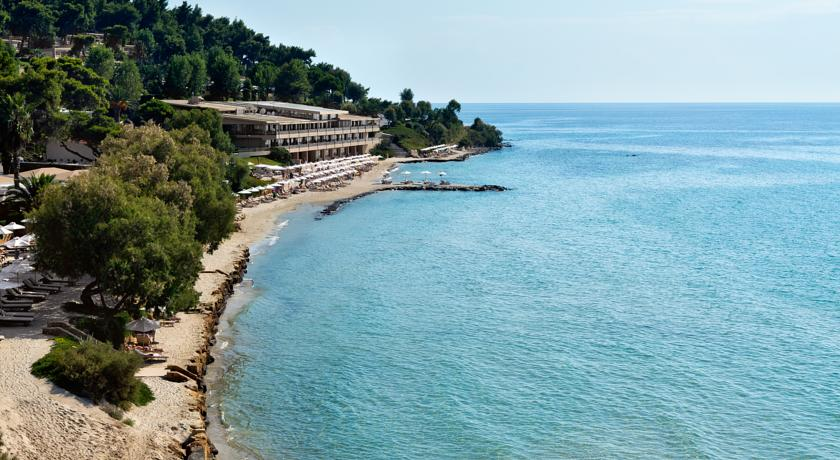 the nicest beaches  naturist beaches and hotels in sani on the kassandra peninsula in chalkidiki