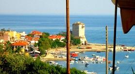 Athos, Halkidiki