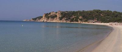 Alykes Beach, Amoliani, Ammouliani, Halkidiki, copyright Helianthus Guesthouse