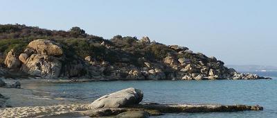 Agios Georgios Beach, Amoliani, Ammouliani, Halkidiki, copyright Helianthus Guesthouse