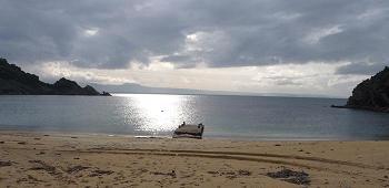 Karagatsia Beach, Amoliani, Ammouliani, Halkidiki, copyright Helianthus Guesthouse