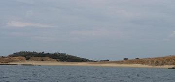 Drenia Islets Beaches, Amoliani, Ammouliani, Halkidiki, copyright Helianthus Guesthouse