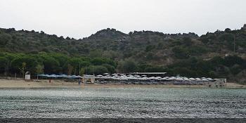 Megali Amos Beach, Amoliani, Ammouliani, Halkidiki, copyright Helianthus Guesthouse