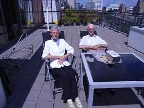 Hans Huisman family & friends, familie en vrienden