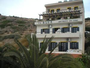 Big Blue Apartments, Mirtos, Crete, Kreta