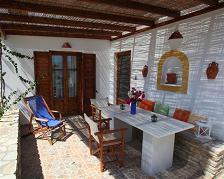 Garden Apartments in Antiparos