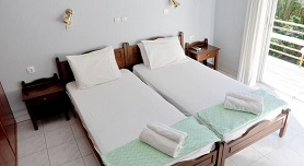 Glaros Rooms - Therma, Ikaria
