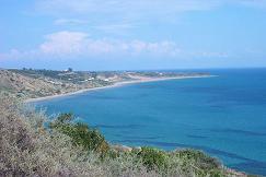Kefalonia, Kamninia Beach