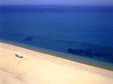 Kefalonia, Skala Beach
