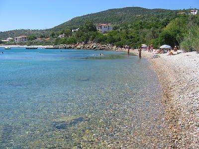 Glyfa beach Alonissos