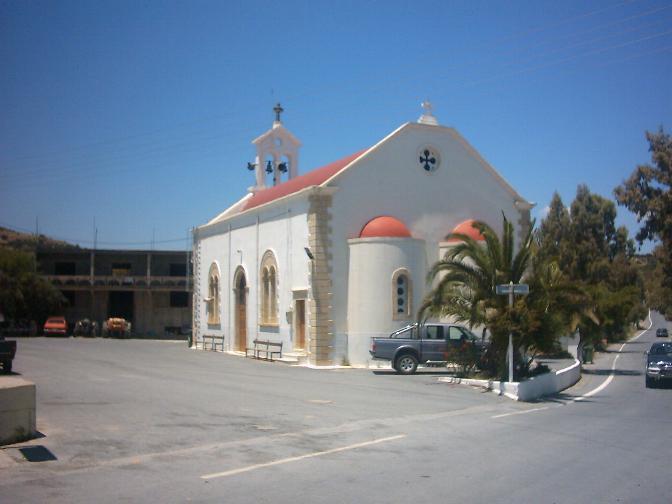 Church of Kato Favriana