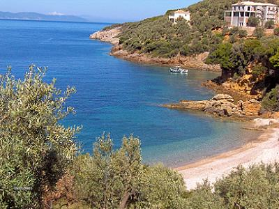 MEGALI AMMOS beach Alonissos