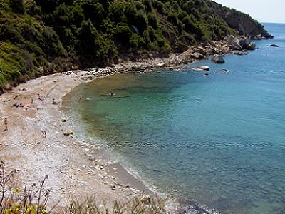 MIKROS MOURTIAS Beach Alonissos