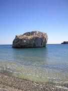 Het strand van Kali Limenes