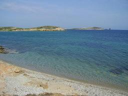 Het eiland Rematonisi