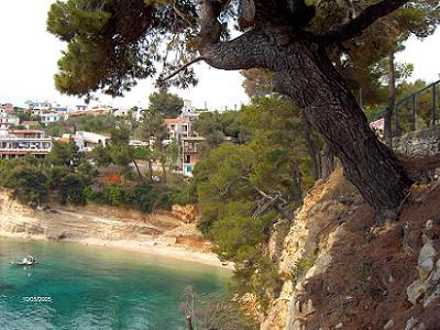 Votsi beach Alonissos