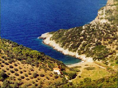 VRISITSA beach Alonissos