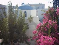 Kerk in de kastro van Antiparos