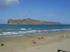 Agia Marina, Crete.