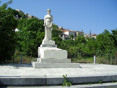 Agiassos Lesbos