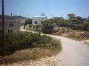 The church in Agios Georgios.