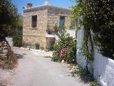 House in Agios Georgios.