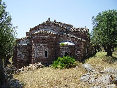 Agios Stefanos Lesbos