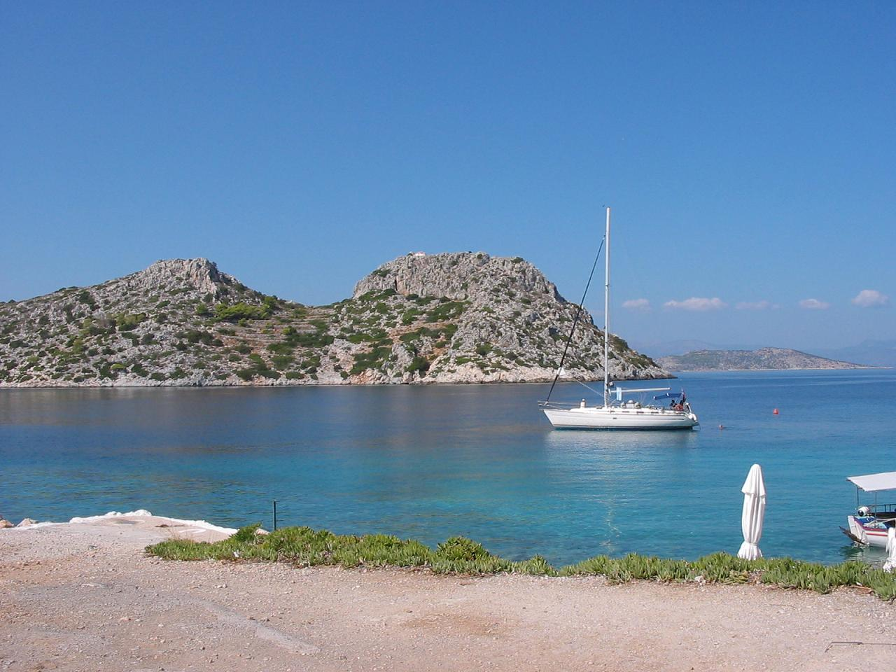 The Nicest Beaches And Hotels In Angistri Or Agistri Island Greece