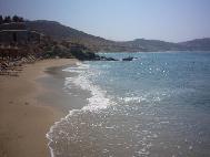 Agios Ioannis strand.